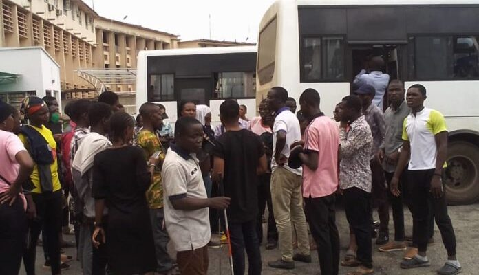 Insecurity: Oyo govt evacuates 85 students from UNIJOS | The Street Journal
